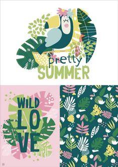 Minicool Baby - Printemps / été 2018 - Kidswear - Styling forecasts- ...