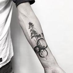 #samsaratattoo #blacktattoomag #ttblackink #taot #inkstinctsubmission #blackworkerssubmission #iblackwork #theblackmasters #tattoo #tattooart #tattooartist #tattooed #tattedup #tatted #tattrx #tattoos #equilattera #tttpublishing #tttism #inkapture #btattooing #inkstylemag #world_tattoo_gallery #thinkbeforeuink #inspirationsoftattoo #tattoo2me #tree #circle #geometry #geometric