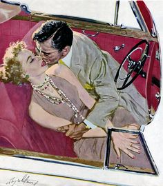 Coby Whitmore  (American: 1913 - 1988) - Naughty Date