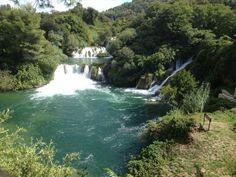 Croazia cascate,eccezionali posto magnifico