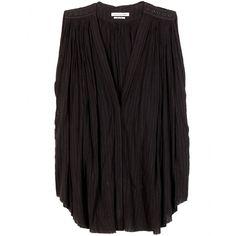 Isabel Marant, Étoile - Tacy cotton top - mytheresa.com
