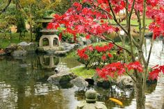 Kyoto Garden, London by Liubov Terletska, via 500px