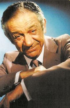 Sid James from Carry On Abroad