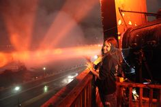 Canadian Student illuminating Niagara Falls Orange in solidarity with World Vision Youth Canada's 30HR Famine! To make global change like this student, go to,  yourmovement.ca Niagara Falls, Youth, Canada, Student, Change, World, Travel, Viajes, Trips