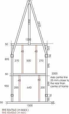 Trailer Wiring Diagram 4 Wire Circuit | trailer ideas | Pinterest