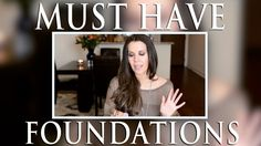 TOP 5 FAVORITE FOUNDATIONS | Sephora Giveaway
