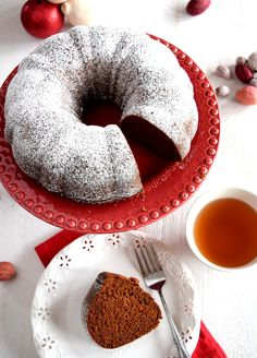 Christmastime isn't right in our home without a Gingerbread Bundt Cake.  Moist and delicious, this cake doesn't need a frosting or any fancy decorating.  It's perfect just as it is with a cup of hot tea. The smells and flavours…