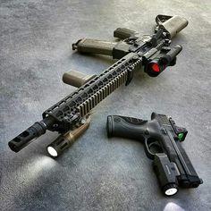 Weapons w/ Enforce