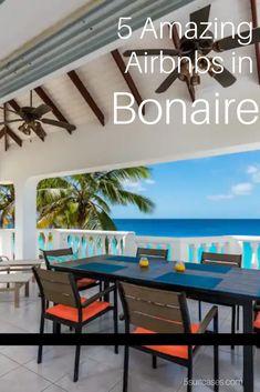 5 Amazing Airbnbs in Bonaire - 5 Suitcases
