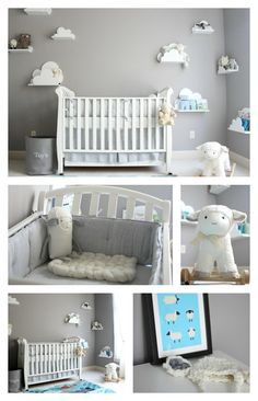 clouds nursery - Google Search