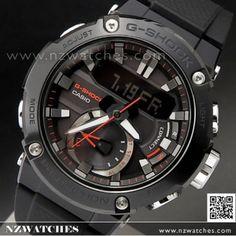 G Shock Watches, Sport Watches, G Shock Red, All Black Watches, Protrek, Casio G-shock, Bluetooth Watch, Casio Edifice