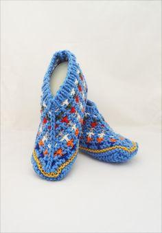 Women Slippers Knit Women Home SlippersShort Socks by evefashion