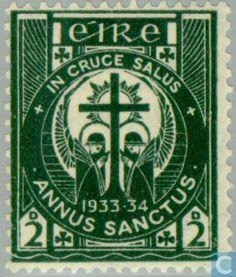 1933 Ireland - Holy Year