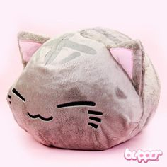 Nemuneko Plush | Want to make one since they're so pricey :/ ...can kind of make out the pattern on this...