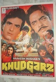 Khudgarz 1987 Watch Online. Sita Sinha watches as her young son, Bihari fights another young, wealthy lad, Amar for spattering dirt on his body using his car. Sita then intervene, separates both, take them to her ...