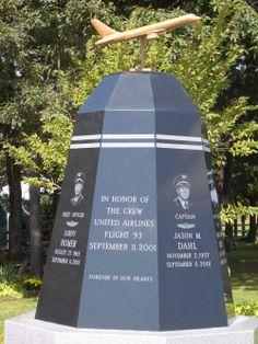Flight 93 on 9-11 | Photos of Shanksville Flight 93 Memorial including a Dedication Ceremony Video