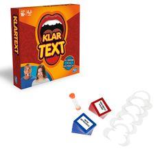 Hasbro Spiele C2018100 - Klartext, Partyspiel: Amazon.de: Spielzeug