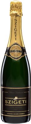 Szigeti Cuvee Prestige Brut is made from hand-selected grapes grown around Neusiedler Lake in Austria