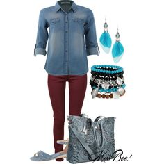 Untitled #16 by miss-bee-fashion on Polyvore