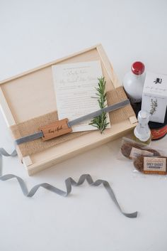 gifts — A Signature Welcome