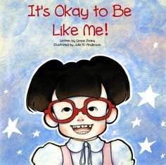 Digital Children's Book It's Okay To Be Like Me by JustMakeArt, $2.50