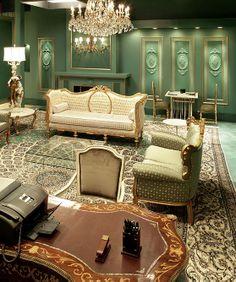Victorian Style Interior Home Design