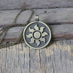 5$ Magic sun jewelry Magic The Gathering necklace Christmas gifts