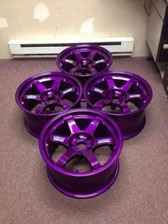 purple love these are awesome!!!