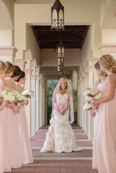 Bride Filled with Love | Tina Sargeant Photography | TheKnot.com