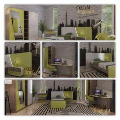 Tasarım genç odası...🤗