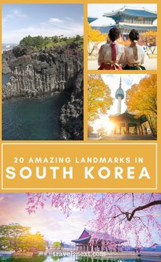 South Korea Travel, Asia Travel, Japan Travel, Travel Tips, Travel Ideas, Travel Plan, Travel Articles, Cool Places To Visit, Places To Travel