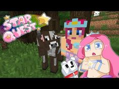 Star Quest! Ep.1 My New Worldl! | Minecraft 1.9 Lets Play | Amy Lee33 - YouTube