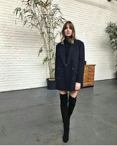 43 Winter Fashion Ideas for Formal Event - Work Outfits Women Outfits Dress, Fashion Outfits, Fashion Trends, Fashion Ideas, Work Dresses, Fashion 2016, Outfit Formal Mujer, Fashion Tips For Women, Womens Fashion