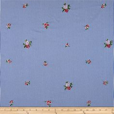 This very lightweight cotton blend poplin fabric is perfect for dresses, skirts, light jackets, heavy shirts, pants, shorts and even home decor accents. This versatile fabric has embroidered accents, a full bodied drape and smooth soft hand due to it's high thread count. Colors include white, green, blue and shades of pink.
