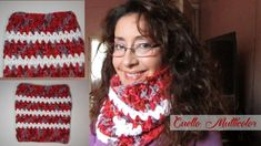 Beautiful crochet neck warmer tutorial step by step Crochet Neck Warmer, Pamela, Beautiful Crochet, Christmas Sweaters, Crochet Patterns, Youtube, Ideas Para, Kpop, Easy