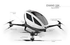 Historic Agreement Signed Between GOED, NIAS & EHANG to Advance UAS Research&Develepment 5/26/16