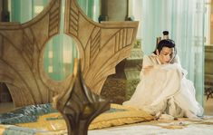[Mainland Chinese Drama Heavy Sweetness Ash-like Frost 香蜜沉沉烬如霜 Republic Of Belarus, White Lotus Flower, Love Cast, Vans Hi, Love Run, Love Scenes, Peach Blossoms, Chanbaek, Actor Model