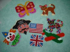Crafts hama beads by guernazelle