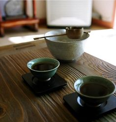Daum 블로그 - 이미지 원본보기 Korean Tea, Tea Ceremony, Tableware, Dinnerware, Tablewares, Dishes, Place Settings