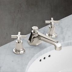 Bathroom Faucets Restoration Hardware restoration hardware look-alikes: restoration hardware modern 8