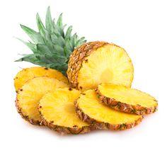 Abacaxi é um dos principais alimentos que dão saciedade. Foto: Shutterstock