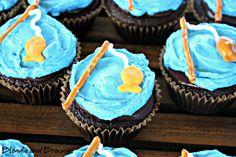 fishy cupcakes!