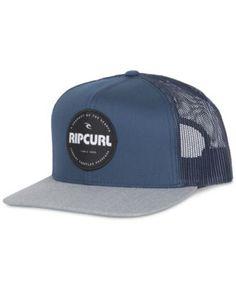 8a240e31dc0da Rip Curl Men s Style Master Trucker Hat Men - Hats