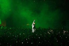 Bono Vox U2, via Flickr.