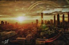 city by choi jinho on 500px
