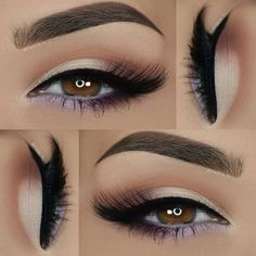Best Ideas For Makeup Tutorials : Catchy Eye Makeup Tutorials You Would Love To Try – Top Popular Make-Up Gorgeous Makeup, Pretty Makeup, Love Makeup, Makeup Inspo, Makeup Inspiration, Makeup Ideas, Makeup Pics, Make Up Looks, Make Up Anleitung