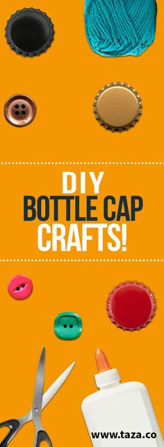 Are you a beer lover? Here are some of our favorite bottle cap crafts to make use of those bottle caps! #diy #craft #beer #microbrew #brewery #micro #crafty #arts #projects #countertop #frame #mirror #artwork #wall #art #birdhouse #windchime