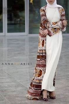 Annah Hariri offers high end hijab and designer islamic clothing. Shop for maxi dresses, maxi skirts, modest kids wear, muslim wedding dresses, jalabiya & more!