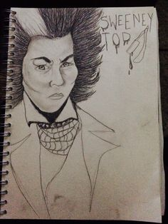 Sweeney Todd (not finished)