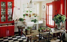 cocina-estilo-cottage